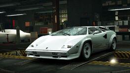 NFSW Lamborghini Countach 5000 Quattrovalvole White