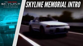 Nissan Presents Over Drivin' Skyline Memorial - Intro
