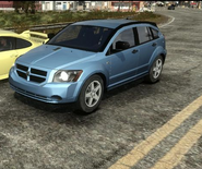 TheRun Dodge Caliber traffic