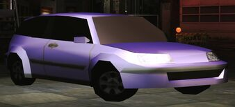NFSUG2 hatchback