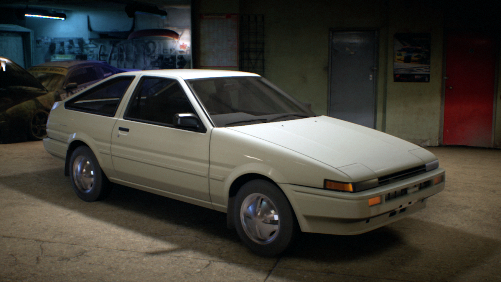 toyota sprinter gt apex ae86 need for speed wiki fandom powered by wikia. Black Bedroom Furniture Sets. Home Design Ideas
