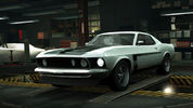 NFSW Ford Mustang Boss 302 69 White