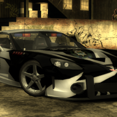 Chevrolet Corvette C6 Crossa<br /><small>(Need for Speed: Most Wanted)</small>