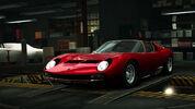 NFSW Lamborghini Miura SV Red