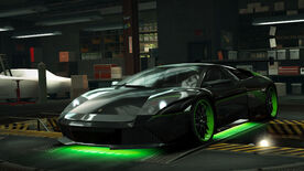 NFSW Lamborghini Murciélago LP640 Treasure Hunter