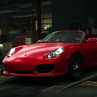 [Need for Speed: World Czerwony