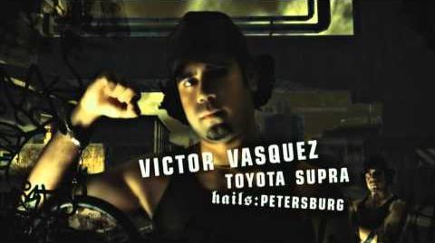 NFS Most Wanted Blacklist Bio - 13 Vic
