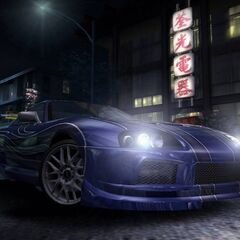 Toyota Supra<br /><small>(<i>Need for Speed: Carbon</i>)</small>