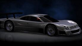 NFSHP2 PS2 MercedesBenzCLKGTR