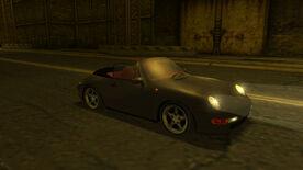 NFSPU PC 911 Carrera 4 Cabriolet 993