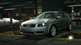 NFSW Audi A3 32 quattro Grey