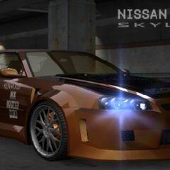 Need for Speed: Underground<br /><small>(Eddie)</small>