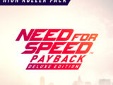 Need for Speed: Payback/High Roller Pack