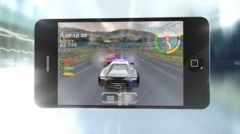 Need for Speed Hot Pursuit - iOS Trailer