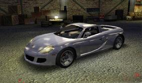 NFSCOTC PorscheCarreraGT