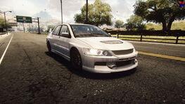 NFSE Mitsubishi Lancer Evolution XI