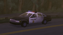 NFSHS PC Chevrolet Caprice Police