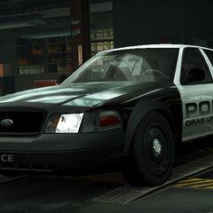 <i>Need for Speed: World</i><br /><small>(<i>Cruiser</i> Drag)</small>