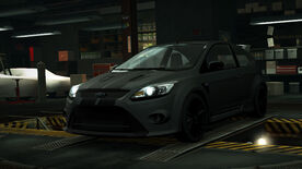 NFSW Ford VFocus RS Achievement