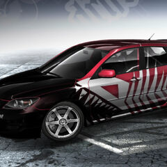 Need for Speed: ProStreet<br /><small>(Bonus - Prędkość)</small>