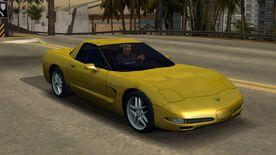 NFSHP2 PC Chevrolet Corvette Z06