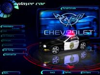 NFSHS Chevrolet Corvette C5 Police