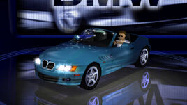 NFSHS PC BMWZ3