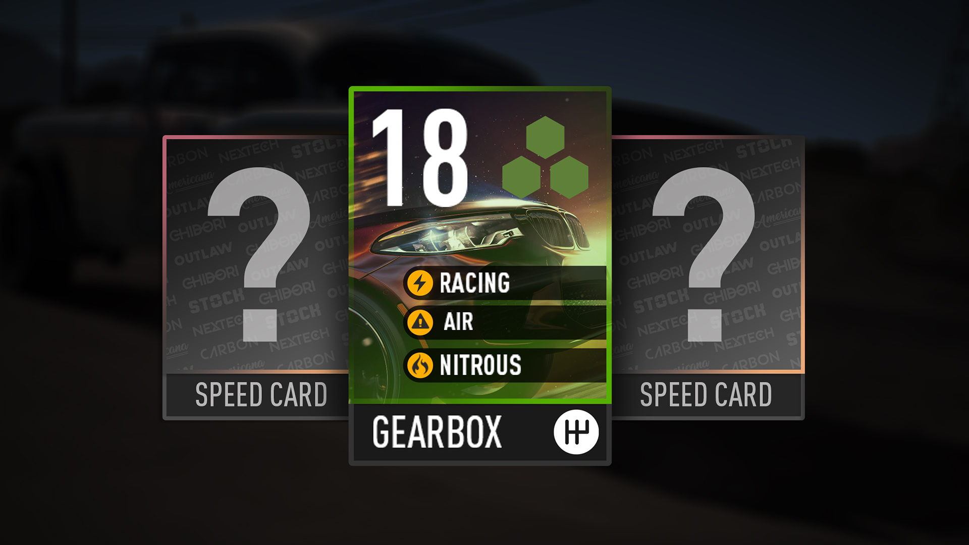 Nfs Payback Karte.Speed Cards Need For Speed Wiki Fandom Powered By Wikia