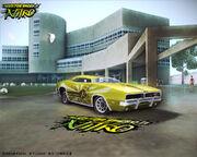Dodge charger r t nfs nitro by vadosrespekt-d57jpnp