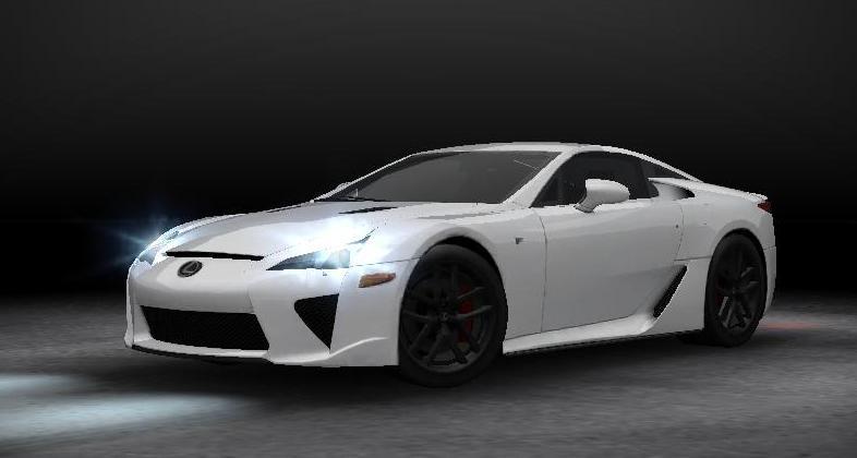 Image  Lexus LFA Mobilejpg  Need for Speed Wiki  FANDOM