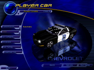 NFSIIIHP Chevrolet Corvette C5 Police