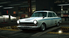 NFSW Ford Lotus Cortina Tripod