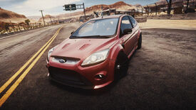 NFSE Ford Focus RS500