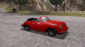 NFSPU PC 356 B 1600 Super Cabriolet
