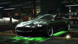 NFSW Aston Martin DBS Volante Treasure Hunter