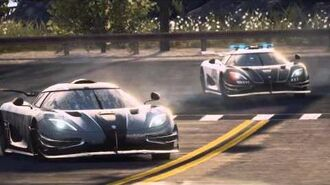 Need for Speed Rivals - Koenigsegg One 1 Trailer