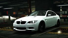 NFSW BMW M3 GTS White