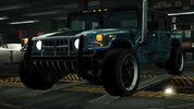 NFSW Hummer H1 Alpha Blue Juggernaut