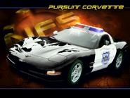PursuitCorvette NFS3 Load