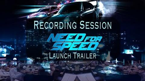 Need for Speed (2015) - Trailer Recording Session