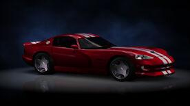 NFSHP2 PS2 Dodge Viper GTS