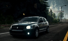 RIVALS Dodge Caliber traffic