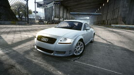 NFSE Audi TT 2003