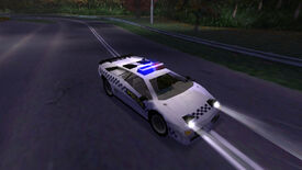 NFSHS PC LamborghiniDiabloSV Pursuit AU