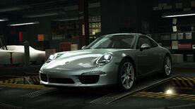 NFSW Porsche 911 Carrera S 991 Silver