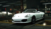 NFSW Porsche Boxster Spyder White