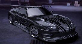 Carbon ToyotaSupraSal