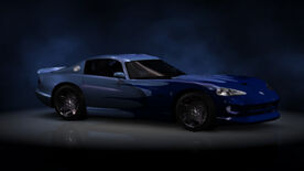 NFSHP2 PS2 Dodge Viper GTS NFS edition