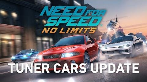 Need for Speed No Limits - Tuner Update