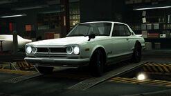 NissanSkyline2000World